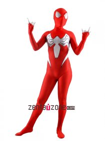 Ultimate Spider Woman Lycra Zentai Costume