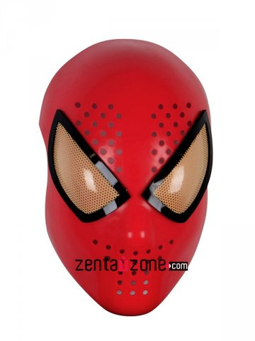 Amazing Spiderman 1 Faceshell With Magnetic Lenses