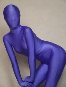 Uniclolor Spandex Lycra Full Body Zentai Suit
