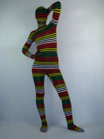 Sexy Camouflage Lycra Zentai Suit