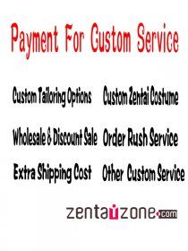 Zentaizone custom service 1