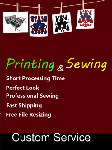 Zentaizone Custom Printing And Sewing [30007]