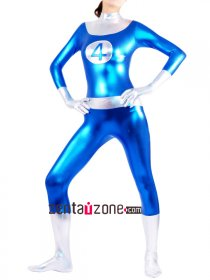 Fantastic 4 Shiny Metallic Catsuit