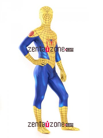 Custom Printed X-Spiderman Costume
