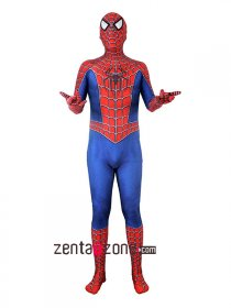Custom Printed Raimi Spiderman Zentai Outfit