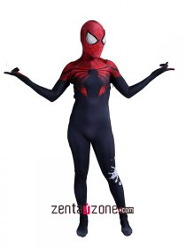 Superior Spider Woman Spandex Zentai Costume