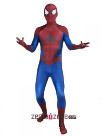 Custom Printed Ultimate Spider-Man V2 Suit