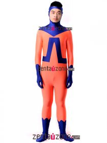 Cool Spandex Superhero Animal Man Zentai Suit