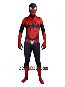 Lycra Batman Ultimate Spiderman Zentai Costume