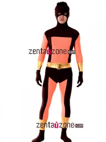 Cool Geo-Force Lycra Spandex Superhero Zentai Costume