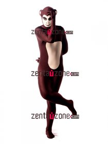 Lycra Spandex Monkey Animal Zentai Suit