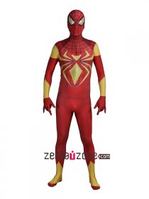 Iron Amazing Spiderman Zentai Costume
